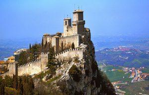 легенда образования Сан-Марино