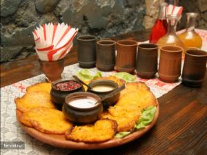 самые распространенные блюда в эстонии картофельные