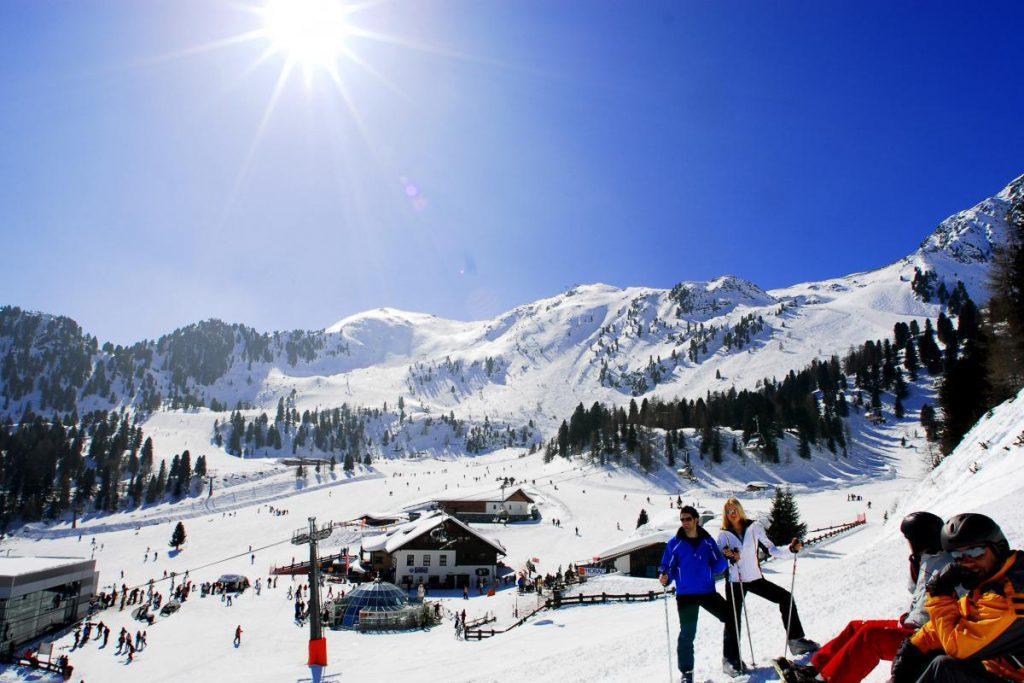 как выбрать горнолыжный курорт в италии
