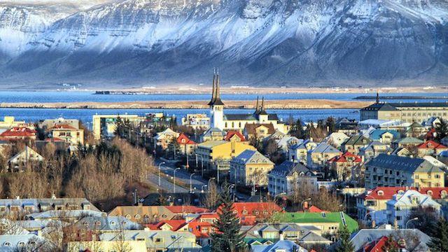 Путешествие в чарующую Исландию. Мобильная связь в роуминге.