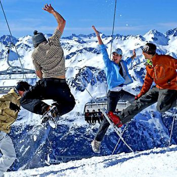горнолыжные курорты западной европы