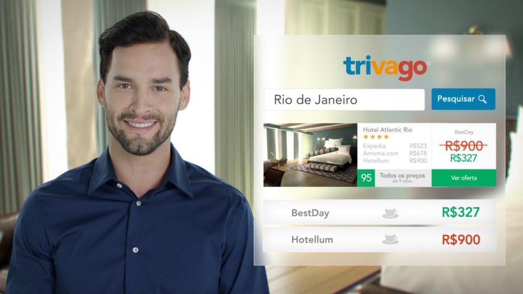 сервис поиска отелей Trivago