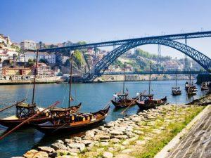 порту красивейший город португалии