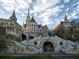 замки венгрии
