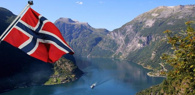 Путешествие на родину викингов. Мобильный интернет в Норвегии.