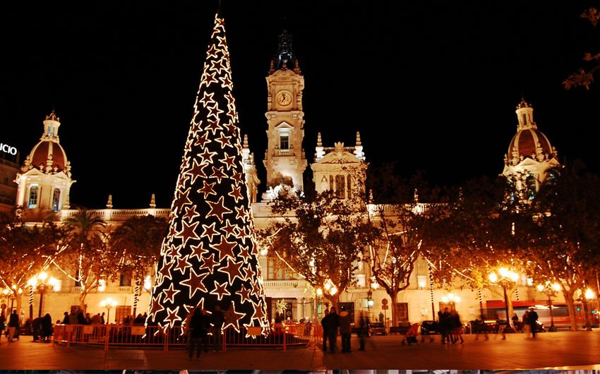 Встречаем Новый год в Испании