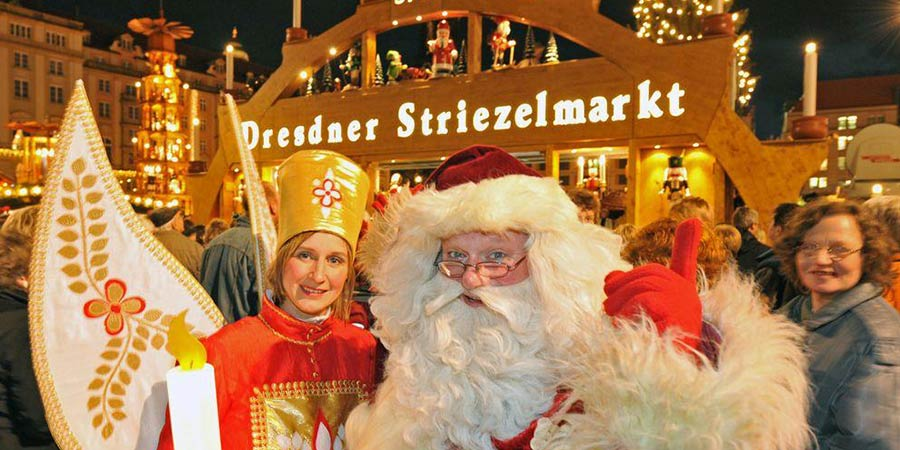 Сценарий нового года в германии