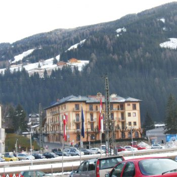 Австрия, где остановиться