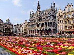 Бельгия достопримечательности