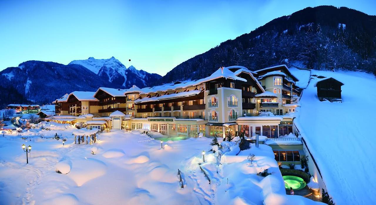 Горнолыжные курорты Швейцария