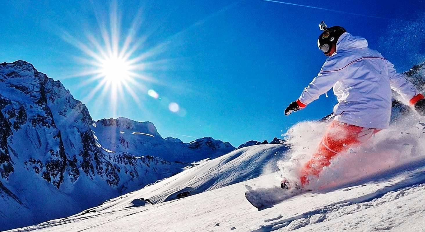 10 самых доступных горнолыжных курортов