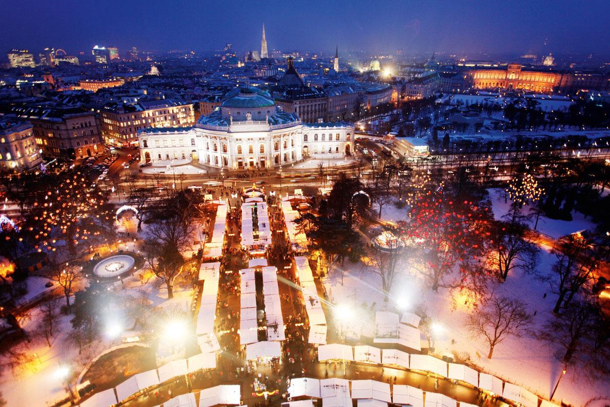 Новый год Вена