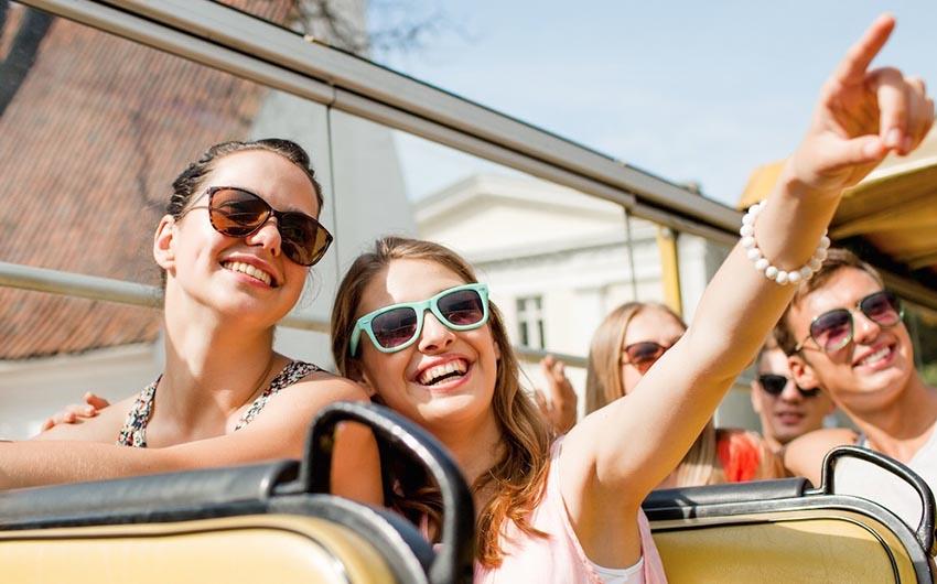 Путешествие на автобусе: полезные советы