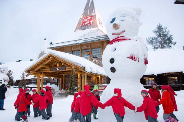 Семейный Новый год в Скандинавии: куда поехать