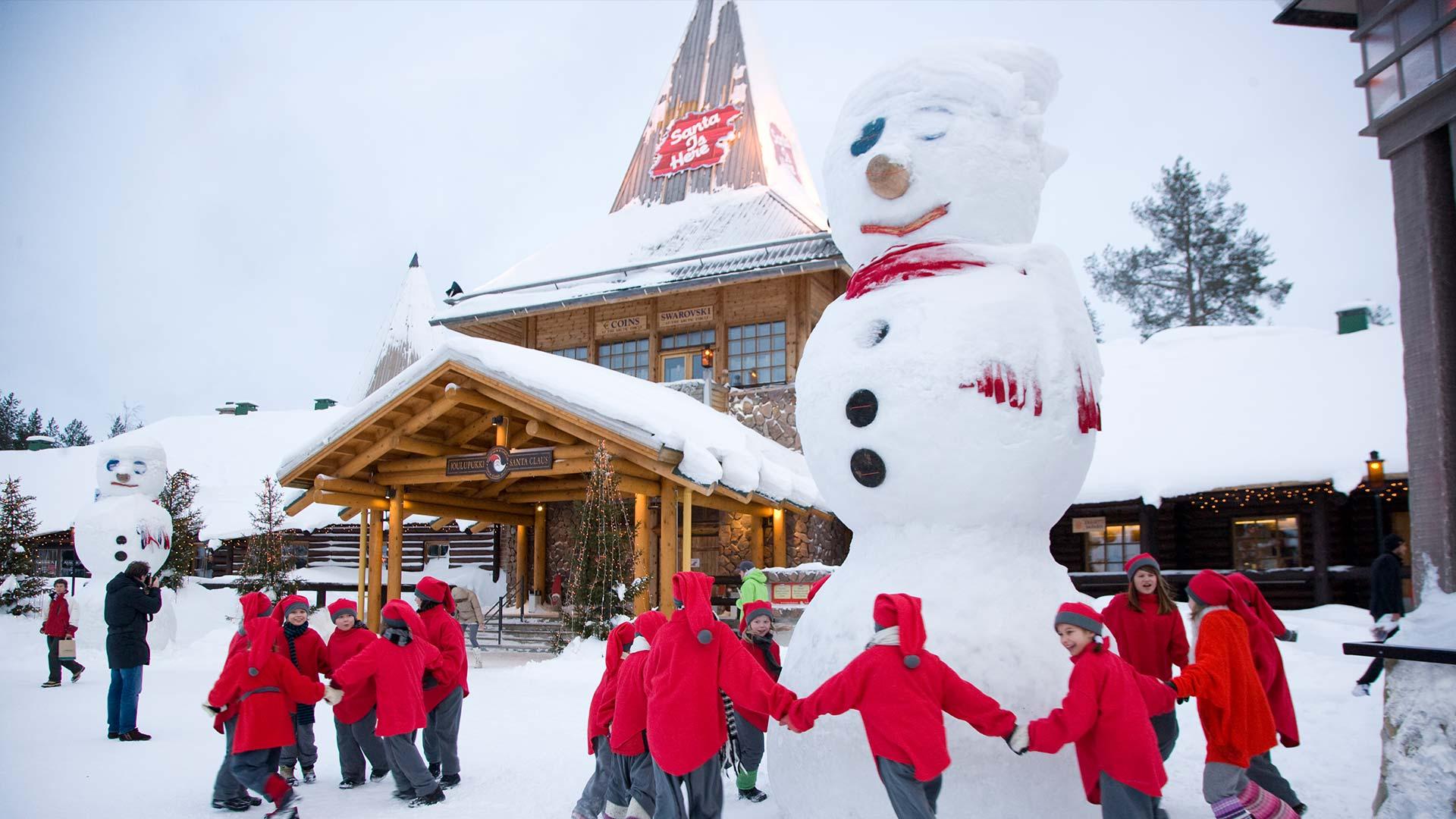 Семейный Новый год в Скандинавии: куда поехать?