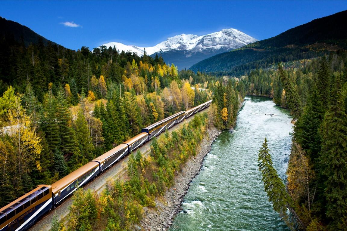 Семь интересных путешествий на поезде, которые подарят множество впечатлений