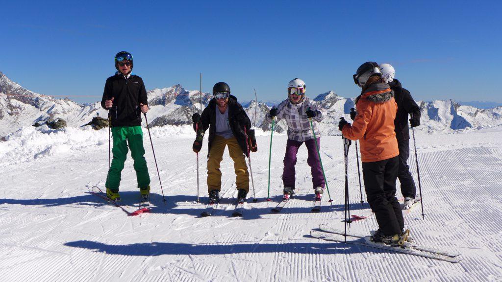 Мобильный интернет на горнолыжном курорте Австрии