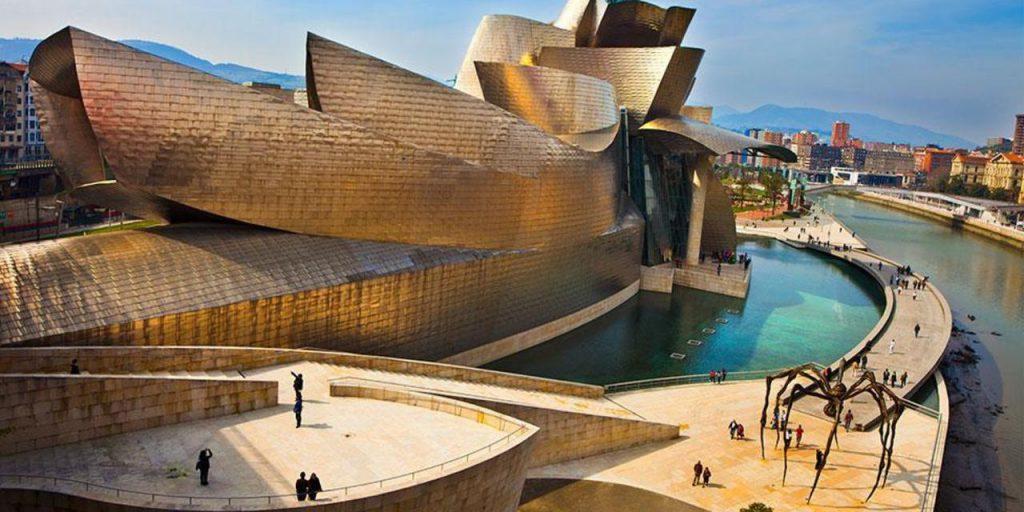 Музей Гуггенхайма, Бильбао