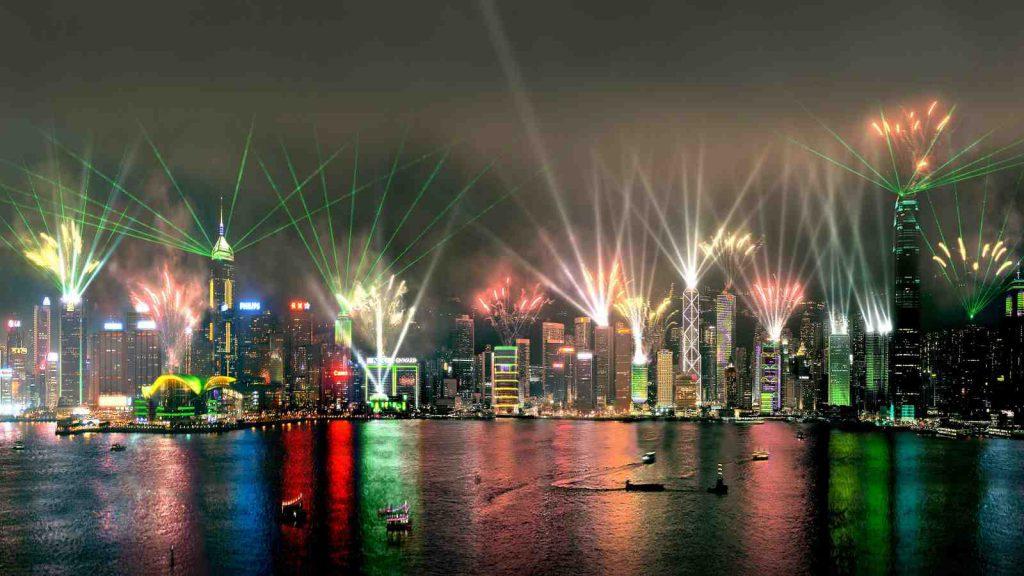 Достопримечательности Гонконг