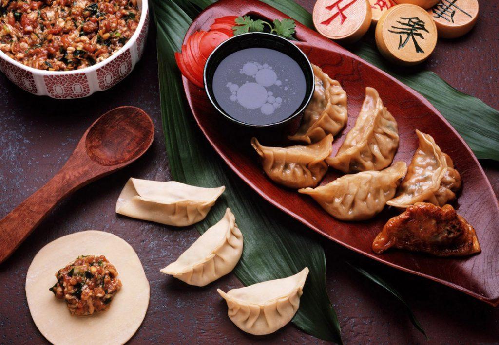 Китайская-еда