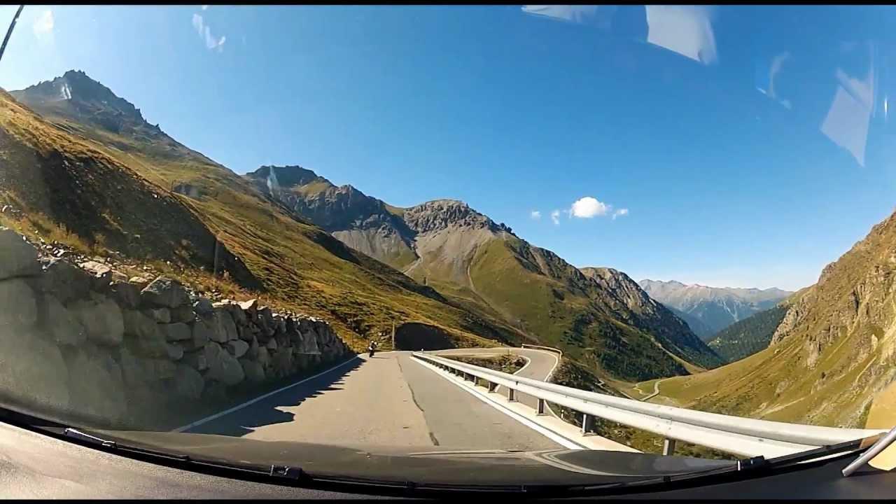 Короткое, но насыщенное путешествие на машине по Чехии, Австрии, Германии с сим-картой Оранж