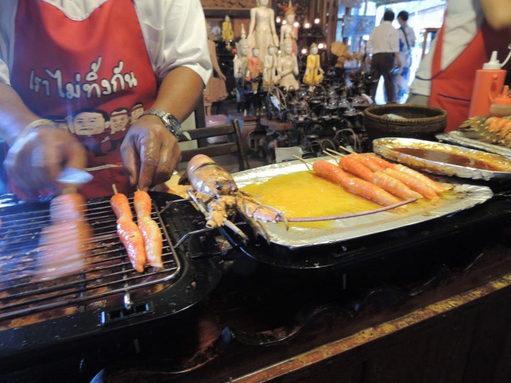 экзотические блюда тайланда