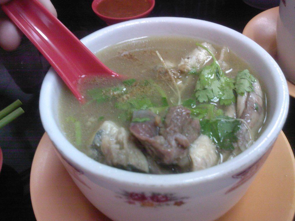 Суп из черепахи Китай