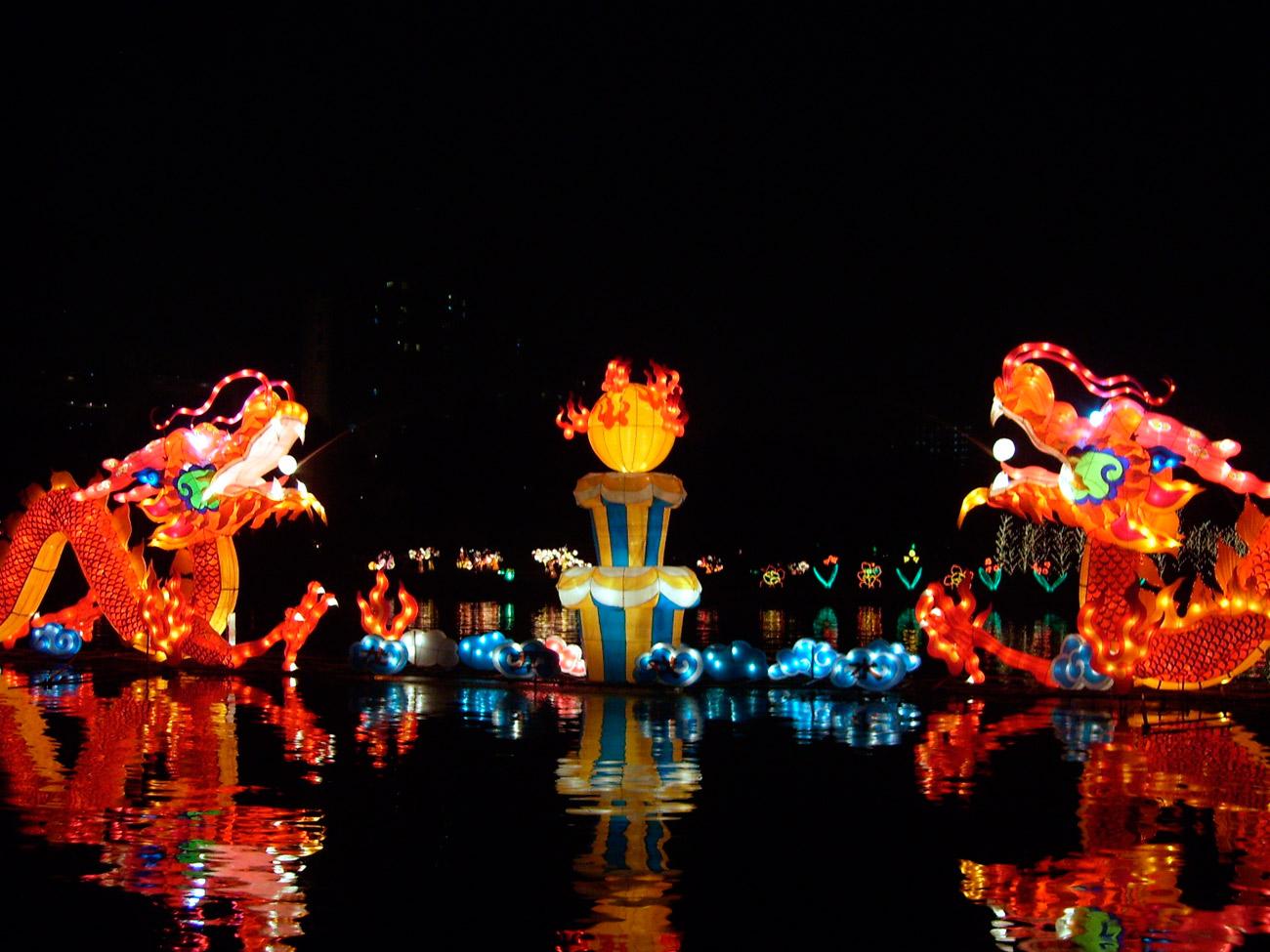 Вьетнам новый год 1