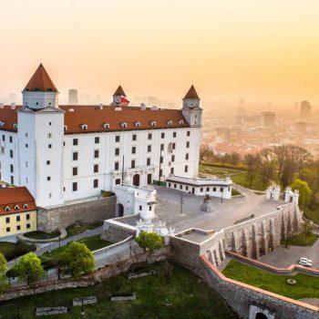 Визовые центры Словакии в России