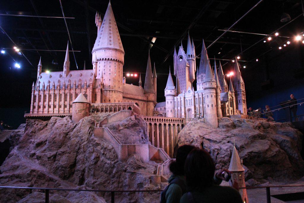 Гарри Поттере экскурсия в Лондоне