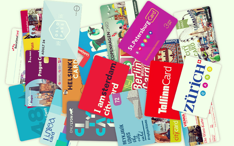 Как экономить в поездках по Европе с помощью City Card?