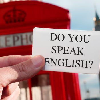 Как улучшить свой английский в Лондоне