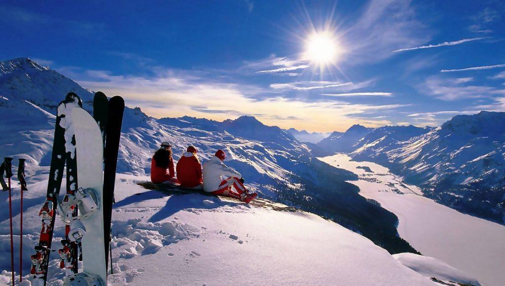 Мобильный интернет на горнолыжном курорте