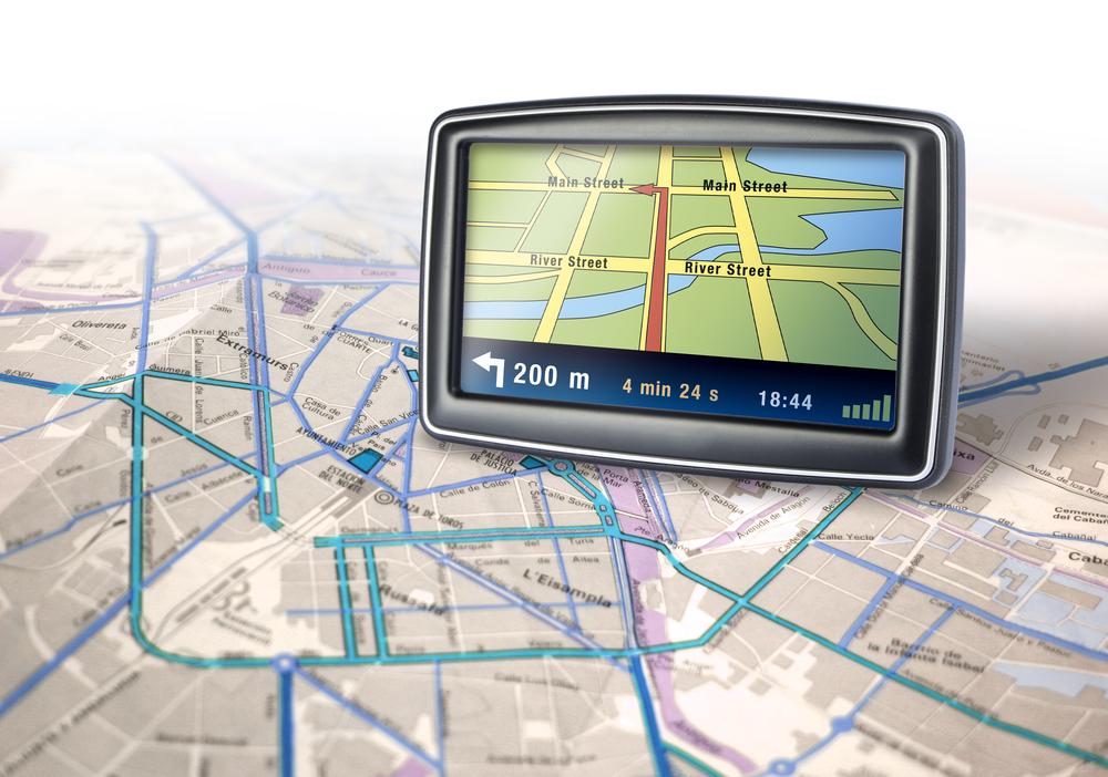обновить карты в GPS