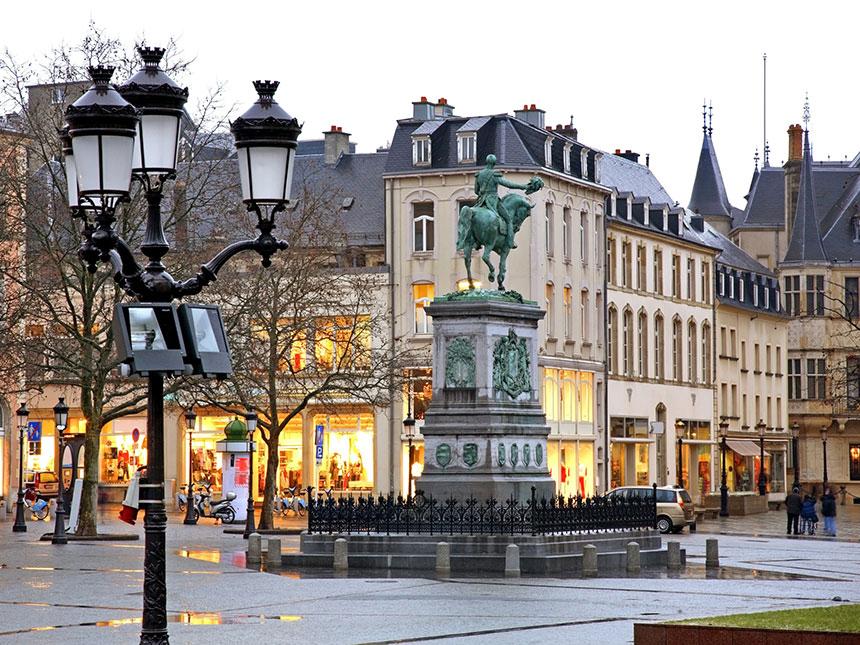 Поездка в Люксембург