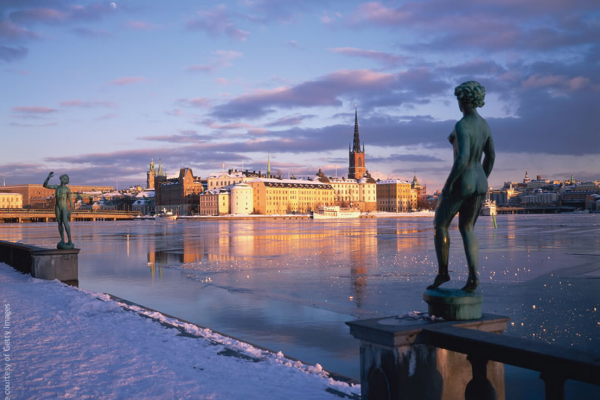 Поездка в Швецию на Рождество: наши впечатления и отзыв о сим-карте Оранж