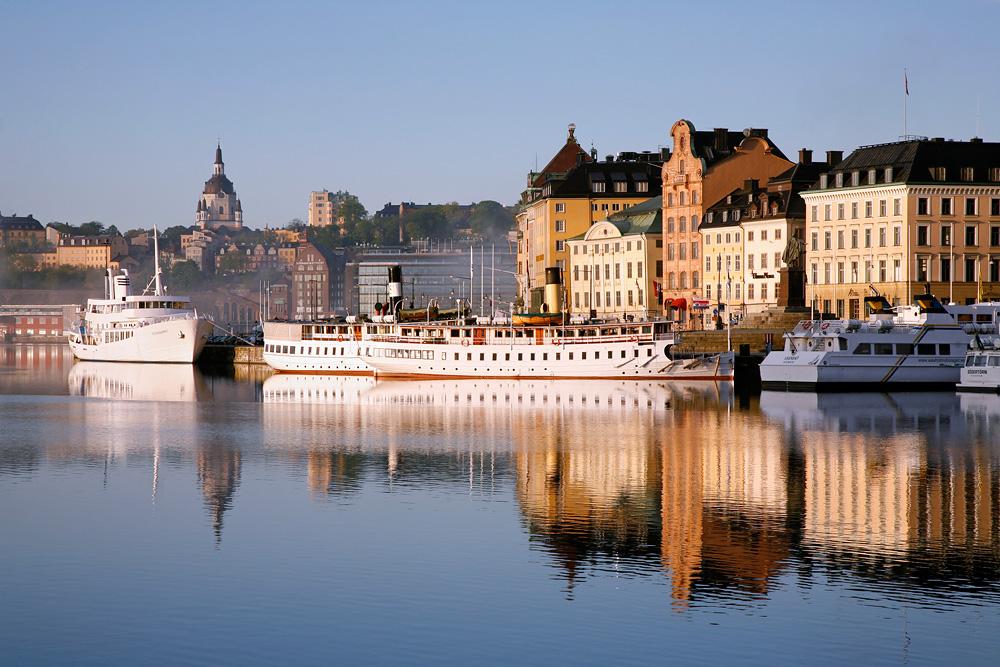 Обязательный список достопримечательностей для туриста в Стокгольме
