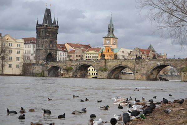 Долгожданная поездка в Прагу и отзыв о сим-карте Orange