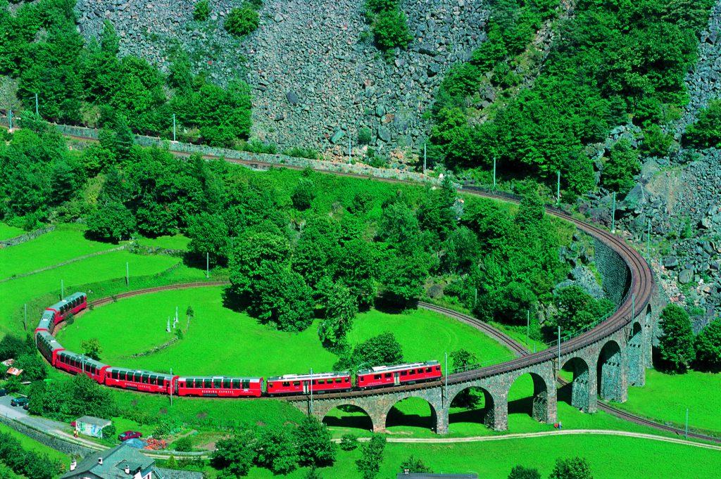 Особенности железнодорожных туров