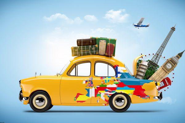 Путешествием по Европе на машине. Мобильный интернет и звонки в Россию.