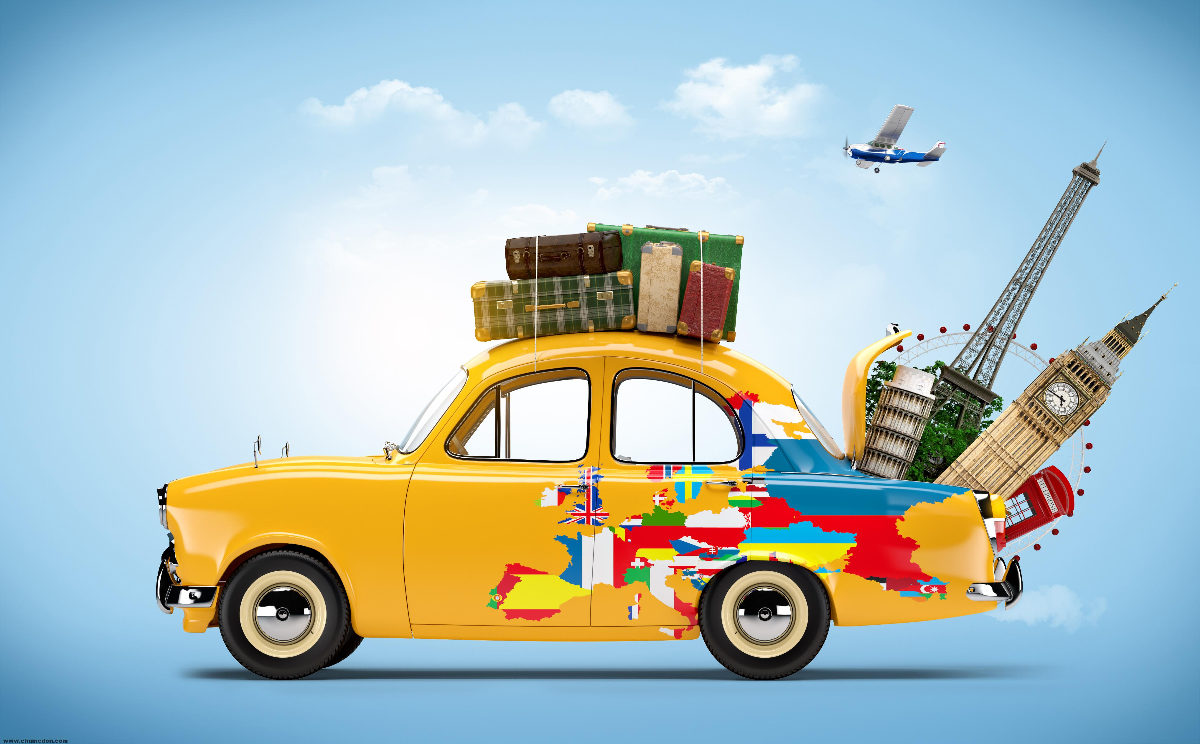 Путешествуем по Европе на машине. Мобильный интернет и звонки в Россию.