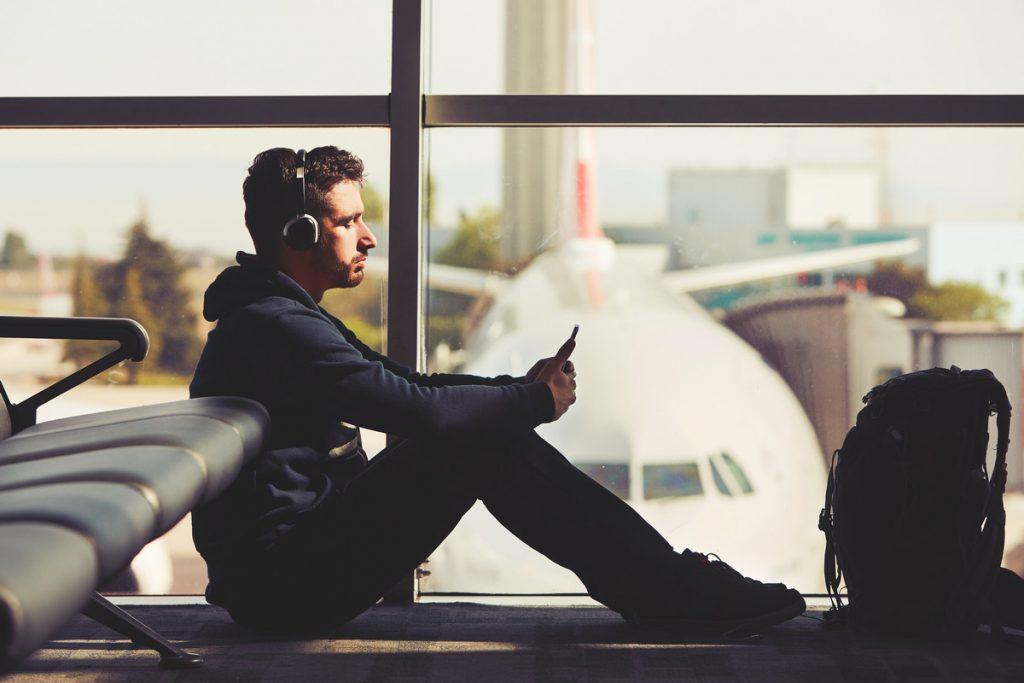 Особенности бесплатных беспроводных сетей в аэропортах