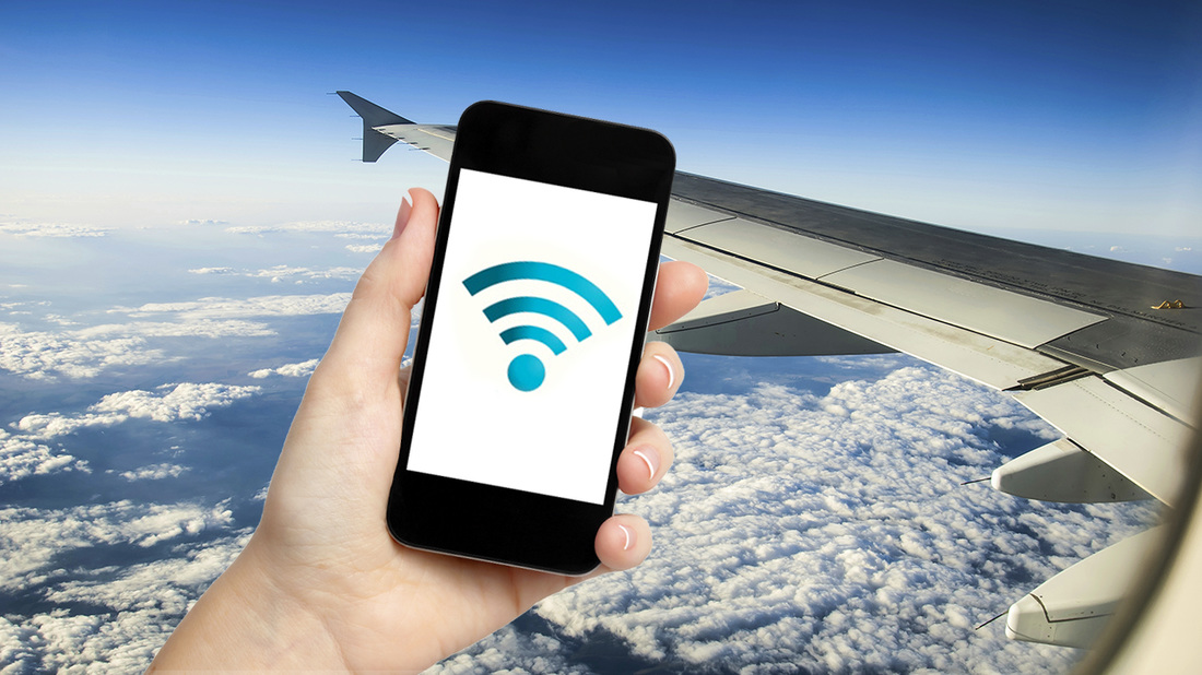 Wi-Fi при перелетах за границу. Интернет и звонки в Европе, Китае и США.