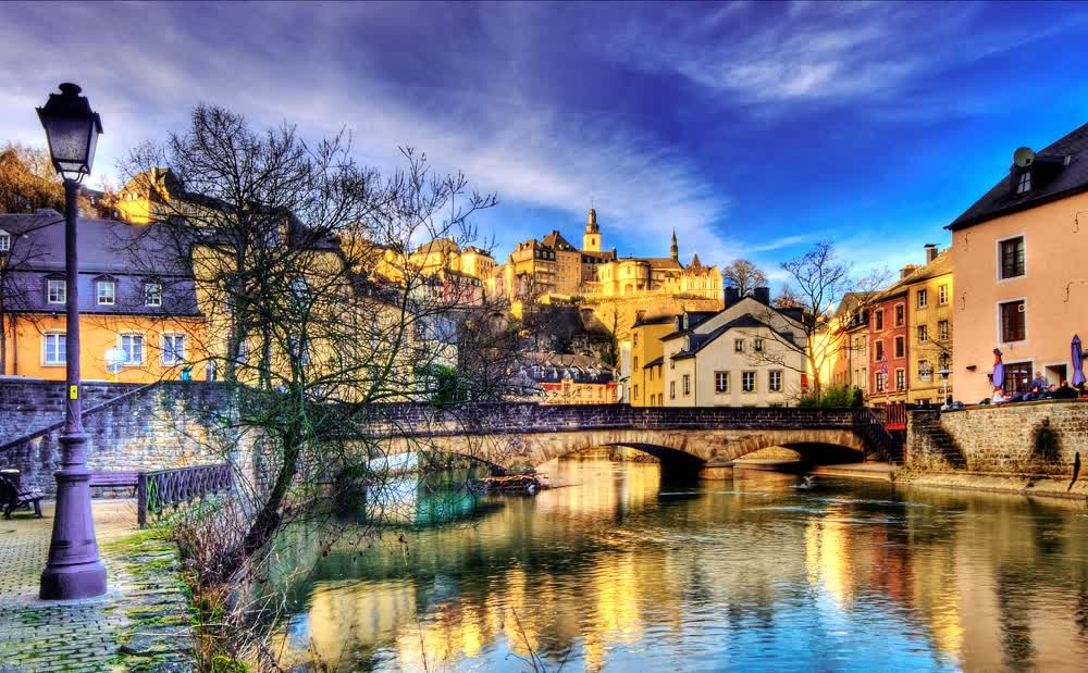 Поездка в Люксембург и покупка сим-карты Vodafone