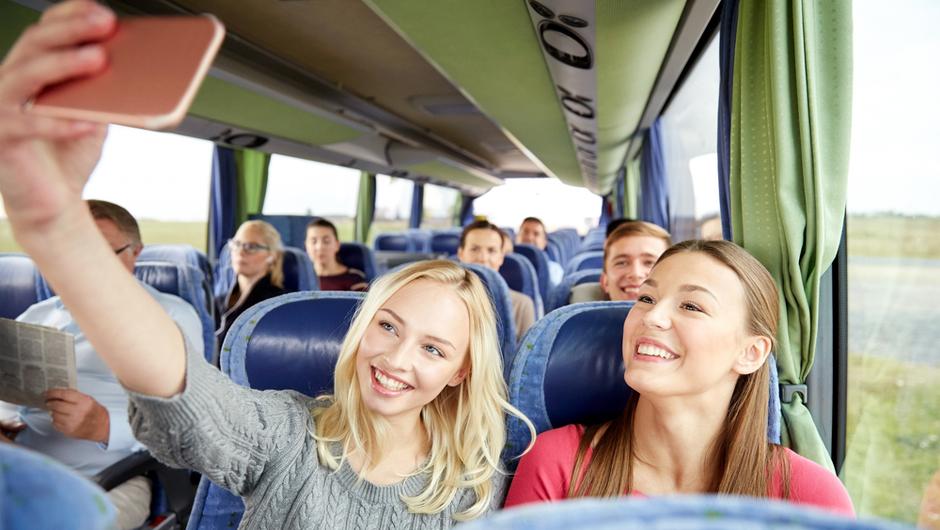 На что стоит рассчитывать в автобусном туре?