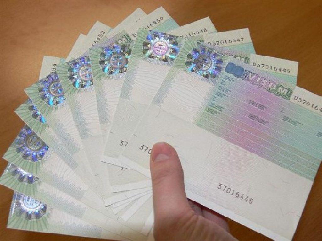 Какие документы для визы в грецию