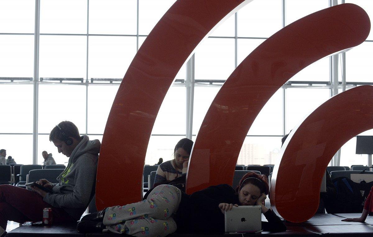 Airport canada Wi-Fi