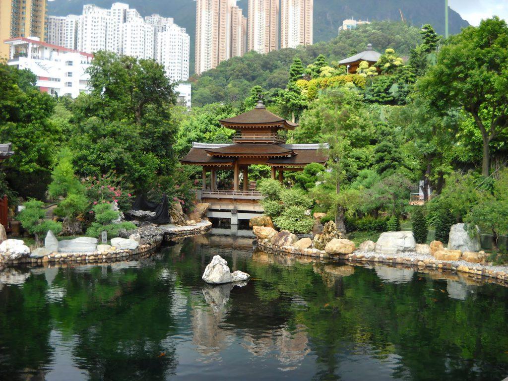 Garden Nan Lian Hong Kong