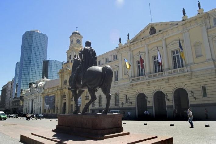 интернет в Сантьяго