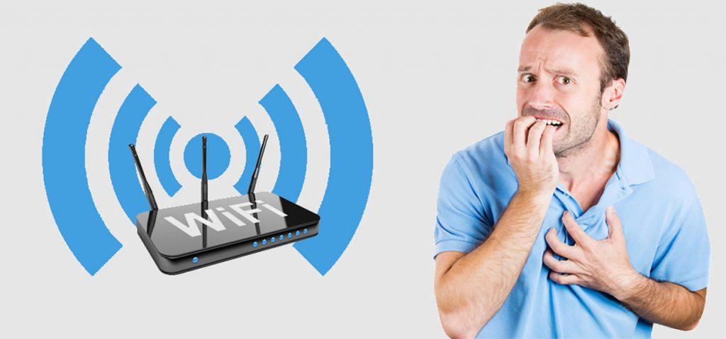 Wi-Fi представляет опасность для здоровья человека